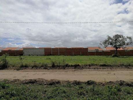 Lote De Terreno En Venta En Urbanización Tupa Rueté