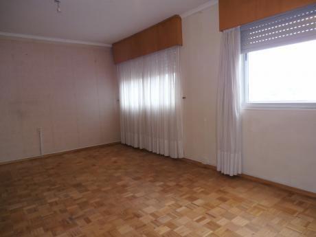 Ref 1856, Excelente Apartamento 3 Dormitorios En La Blanqueada