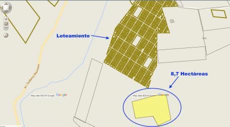 Terreno De 8,7 Hectareas En Altos - Ideal P/ Loteamiento