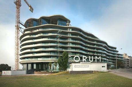 Forum. 1 Dormitorio! Amplia Terraza. Ocupación Agosto 2018