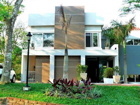 Hermosa Casa En Venta Urubo Country