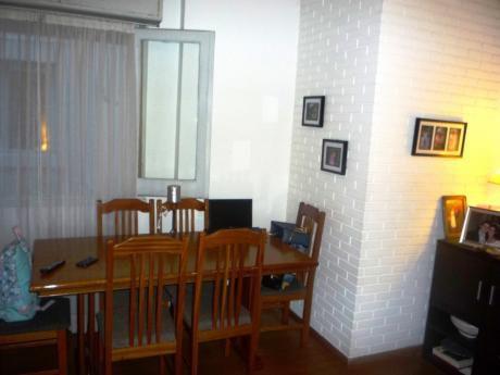Apartamento En Pocitos 2 Dormitorios,con Patio!!!!!!!!!!!!!!