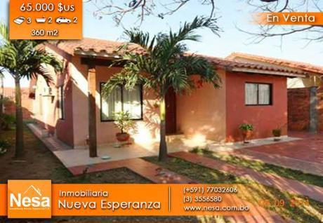 Casa En Venta Urb. Nueva Esperanza