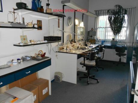 Oficina En Alquiler Monoambiente