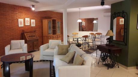 Duplex En Condominio En Villa Morra Amoblado