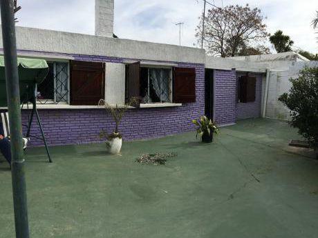 Id 10895 - Dos Dormitorios Dos Baños 600 M2  Lagomar Sur