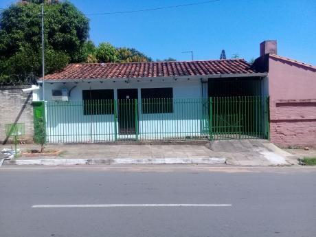 Alquilo Casa En Fernando De La Mora A 150 M De Ruta Mcal. Estigarribia