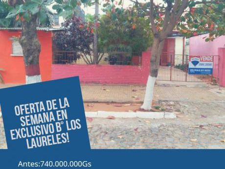 Terreno En Exclusivo Barrio Los Laureles