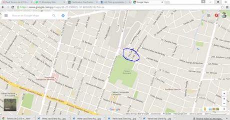 Vendo Excelente Terreno De 2.513 M2  Sobre 3 Calles En Pleno Barrio Seminario