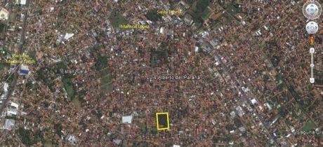 Vendo Gran Terreno De 136 X 870 = 11.832 M2, Fdo Zona Norte, Centrico..