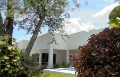 Vendo Espectacular Residencia En San Ber... Amoblada Y Equipada...nueva.