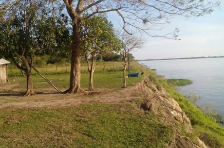 Vendo Terreno De 30 Has Sobre Rio Paraguay. Zona Pto Rosario