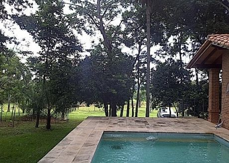 Casa Quinta Atyra 4 Has De Terreno