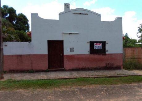 Centro De Horqueta, Pegado Al Bnf.unica Ubicacion 866m2