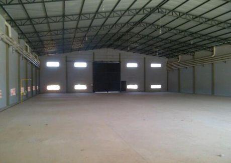 Complejo Industrial Zona Aeropuerto