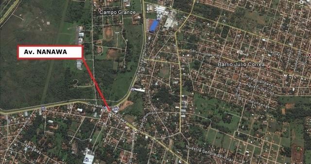 En Venta Terreno Zona Curva Romero, Sobre Doble Avenida Nanawa