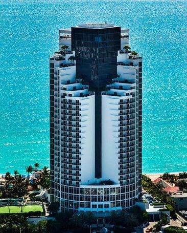Departamento En Miami Trump International Sunny Isles