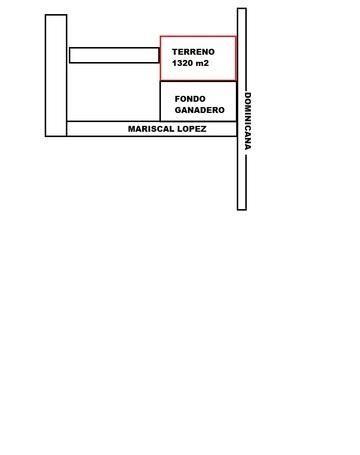 Terreno De 1320 M2 Ideal Para Edificio Con Una Casa De 460 M2