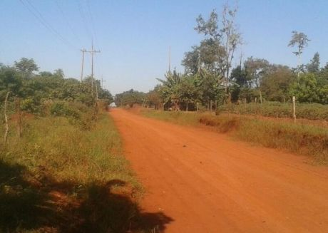Terrenos A Plazo Km. 14 Lado Acaray - Minga Guazu