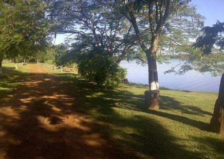 Lotes - Cuotas - Lago -  Hernandarias