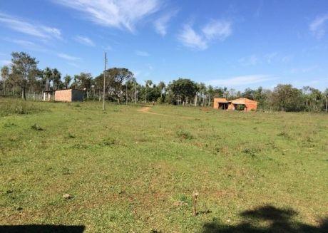 Km. 12 Acaray Cde Lotes En Cuotas