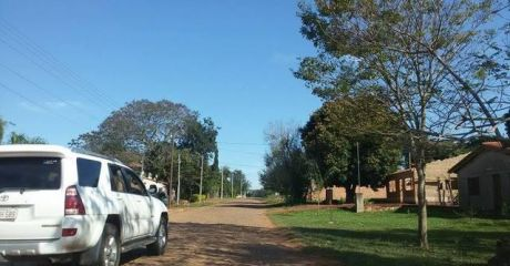 Oferto Hermoso Terreno En Esquina En  Villa Policial De Luque A Solo 200 Metros De Avnda Rosario