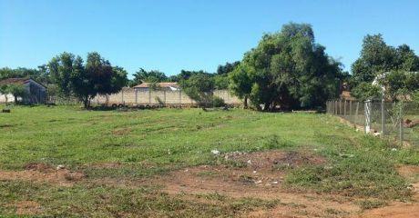 Remato Luque A 100 Mts De Asfalto Principal, Villa Policial  3 Terrenos Juntos O Separados