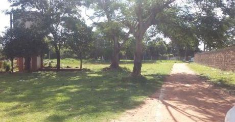 Lambare - San Isidro Vendo Terrenos En Esquina A 200 Mts De Asfalto