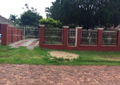 Vendo Hermosa Casa En San Lorenzo, Inmediaciones Del Cuartel De La Victoria