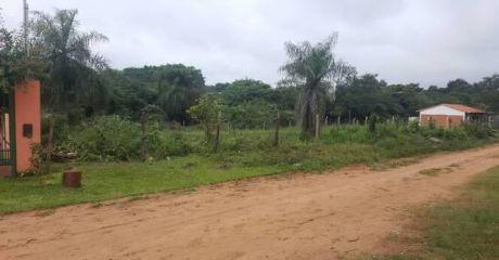 En Capiata Km 17,5 Ruta II Vendo Terreno  Recuperado De 360 Mts2 Zona Pechugon