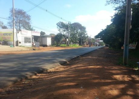 Moracue Luque - Vendo 2 Terrenos A 200mts De La Avda. Rosario