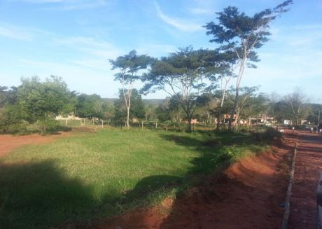 Oferto Terreno De 430 M2 En  B° Caaguazu De ñemby