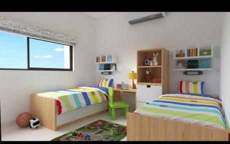 En Venta Departamentos En Encarnación De 2 Dormitorios Sobre Costanera