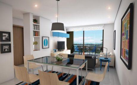 Vendo Departamentos De 1 Dormitorio En Bº Mburucuya - Torres Mirador