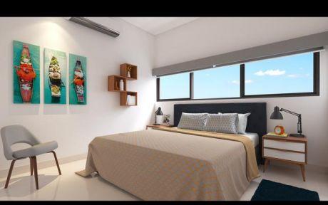 Vendo Departamento Sobre La Costanera De Encarnacion - 1 Dormitorio