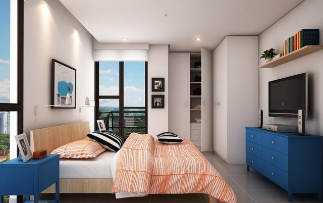 Venta En Pozo Departamentos De 1 Dormitorio - Torres Mirador