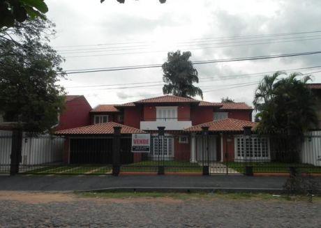 Hermosa Casa En San Vicente - AsunciÓn