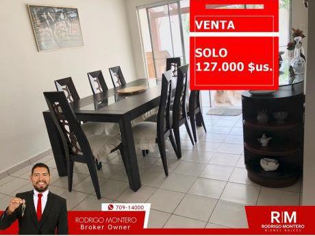 Se Vende Amplia Casa En Condominio Sevilla Norte II