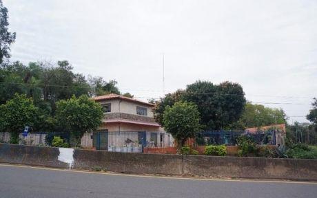 Vendo Casa Sobre  Ruta 2- Ypacarai