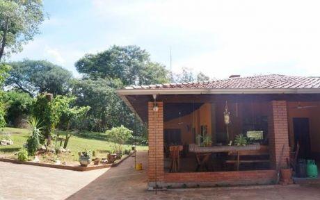 Vendo Magnifica Casa En Piribebuy