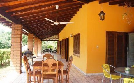 Vendo Casa En Piribebuy