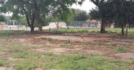 Remato Lambare 4 Terrenos Juntos Sobre Empedrados Y 100 Mts De Asfalto - Zona San Isidro
