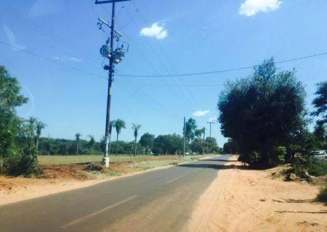 Oferto 5 Hermosos Terrenos Sobre Asfalto,en Esquina-capiata -ruta 2