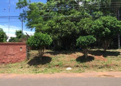Terrenos Sobre Asfalto En Villa Elisa A Sola Firma