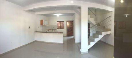 Alquilo Duplex A Estrenar En Asuncion, Barrio Nazareth