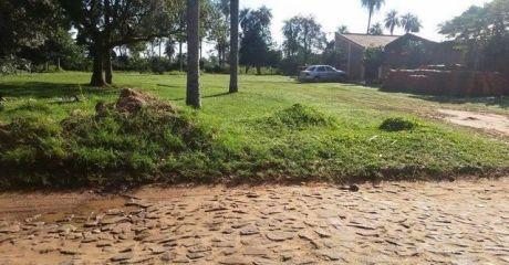 Oferto Hermoso Terreno En B° Villa Policial De Luque
