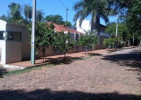 Remato Hermosos Lotes En Morascue Luque; Zona Villa Policial: Sobre Asfalto