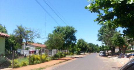 En Aregua ,vendo Hermoso Terreno Zona Alta A 3 Cuadras De Ruta Principal