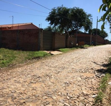 Vendo Hermoso Terreno Residencial  En Mariano Roque Alonso