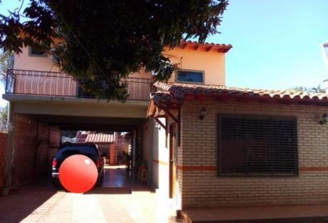 Alquilo Residencia En Luque Zona 3 De Mayo. Cod 1474